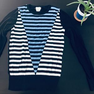 Coincidence & Chance Anthro Stripe Sweater